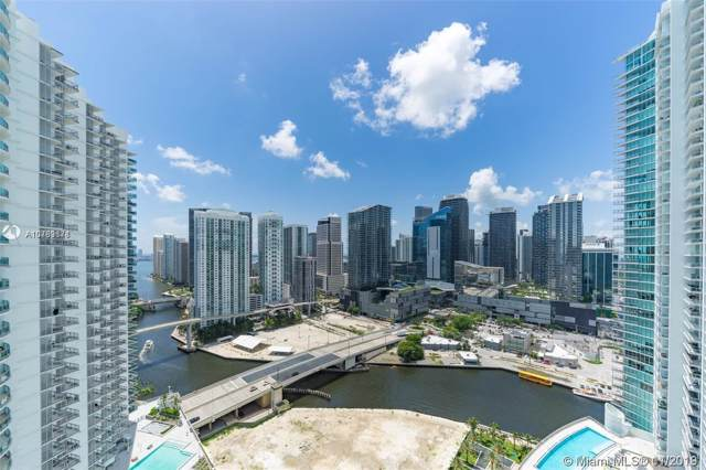 90 SE 3rd St #3003, Miami, FL 33130 (MLS #A10763671) :: The Adrian Foley Group