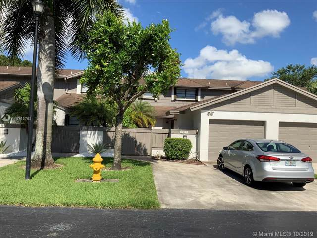 9873 NW 52nd Ln #9873, Doral, FL 33178 (MLS #A10763753) :: Green Realty Properties
