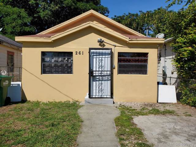 261 NW 80 ST, Miami, FL 33150 (MLS #A10763764) :: Prestige Realty Group