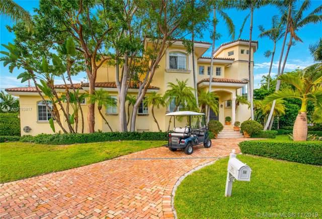 380 Harbor Ct, Key Biscayne, FL 33149 (MLS #A10763817) :: Green Realty Properties