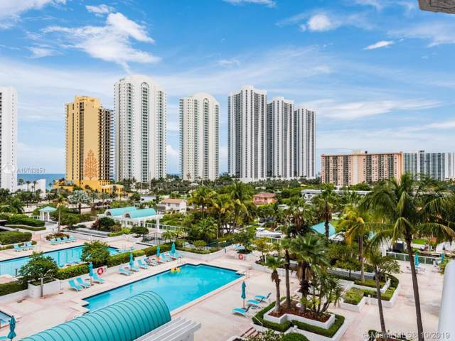 16500 Collins Ave #751, Sunny Isles Beach, FL 33160 (MLS #A10763851) :: Green Realty Properties