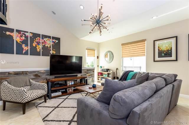 4091 Cascada Cir #4091, Cooper City, FL 33024 (#A10763873) :: Real Estate Authority