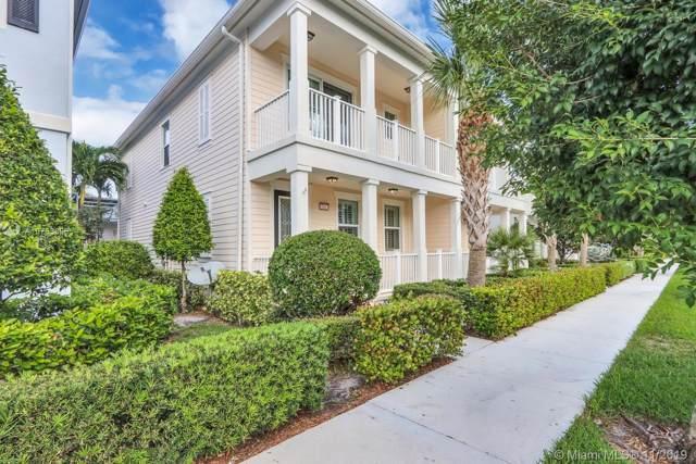 1181 Islamorada Dr, Jupiter, FL 33458 (MLS #A10763896) :: Green Realty Properties