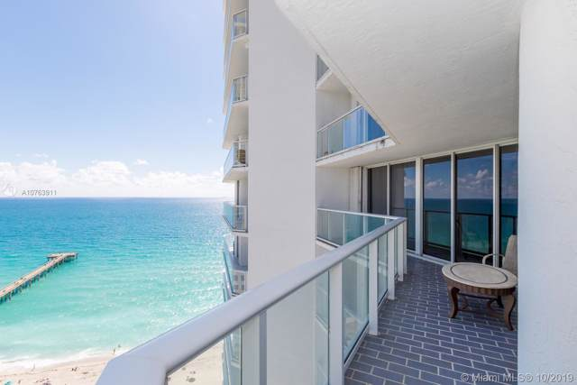 16485 Collins Ave #2035, Sunny Isles Beach, FL 33160 (MLS #A10763911) :: Grove Properties