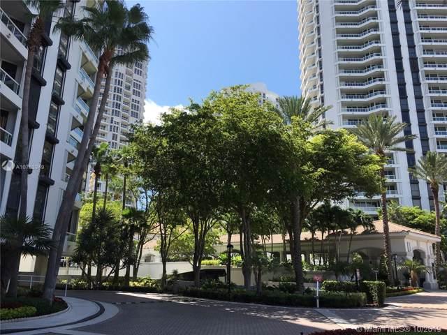 21205 Yacht Club Dr #1009, Aventura, FL 33180 (MLS #A10763949) :: Castelli Real Estate Services