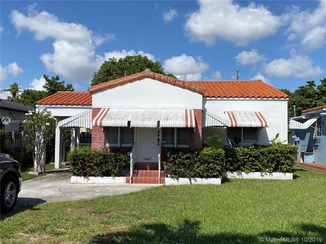 2547 SW 14th St, Miami, FL 33145 (MLS #A10763986) :: The Paiz Group