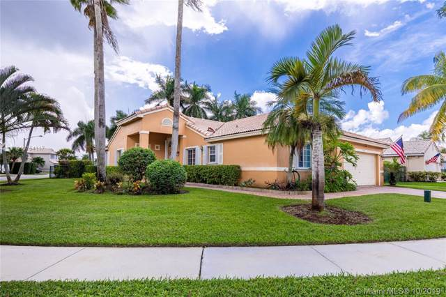 16118 SW 2nd Dr, Pembroke Pines, FL 33027 (MLS #A10764117) :: United Realty Group