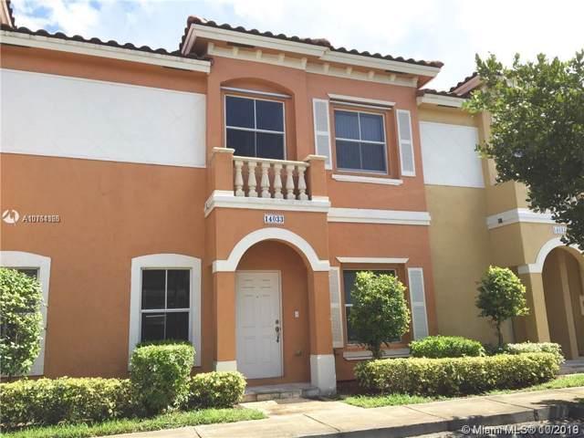 14033 SW 49th St #6, Miramar, FL 33027 (MLS #A10764168) :: Green Realty Properties