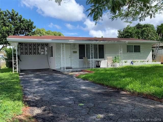 2649 Gulfstream Dr, Miramar, FL 33023 (MLS #A10764188) :: Green Realty Properties