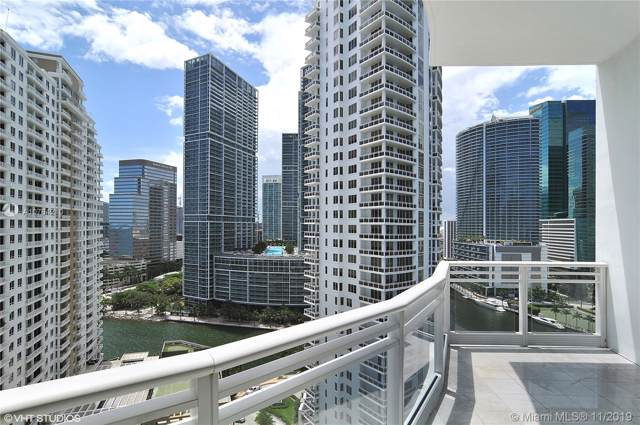 900 Brickell Key Blvd #1805, Miami, FL 33131 (MLS #A10764210) :: The Adrian Foley Group