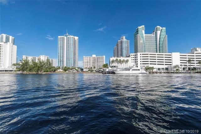 400 Leslie Dr #715, Hallandale, FL 33009 (MLS #A10764245) :: Berkshire Hathaway HomeServices EWM Realty
