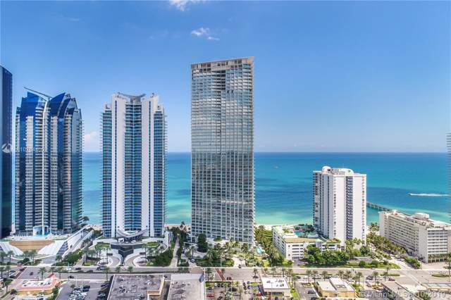 16901 Collins Ave #3103, Sunny Isles Beach, FL 33160 (MLS #A10764400) :: The Paiz Group
