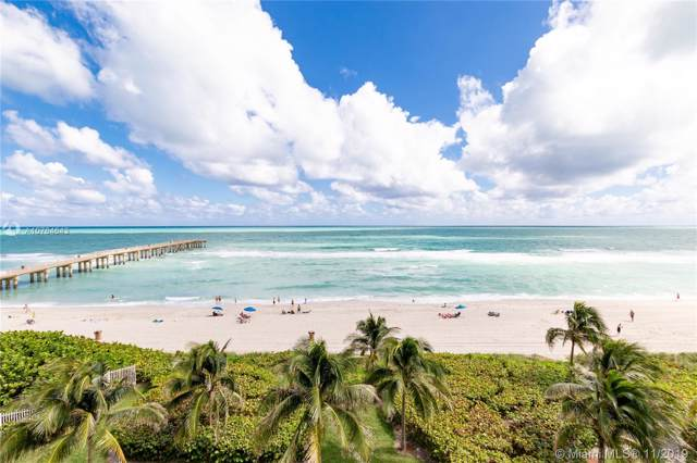 16485 Collins Ave #434, Sunny Isles Beach, FL 33160 (MLS #A10764643) :: Grove Properties