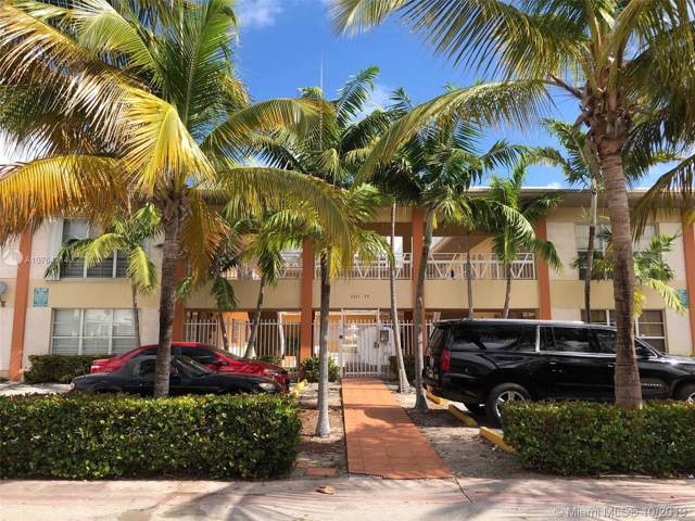7333 Gary Ave #203, Miami Beach, FL 33141 (MLS #A10764714) :: Patty Accorto Team