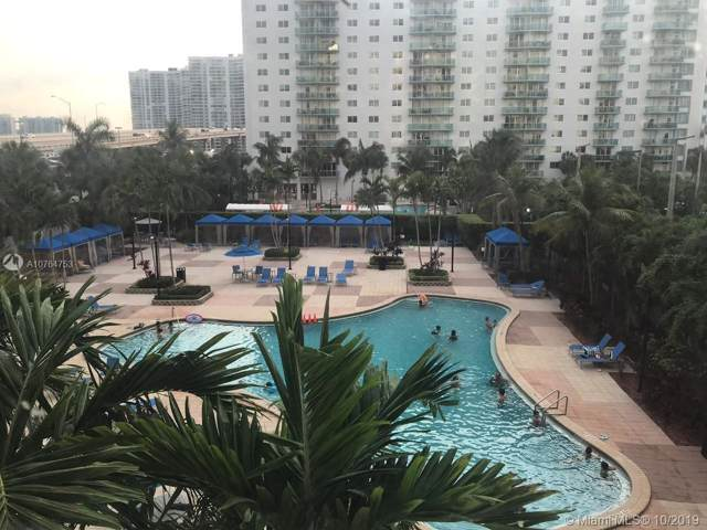 19370 Collins Ave #306, Sunny Isles Beach, FL 33160 (MLS #A10764753) :: Green Realty Properties