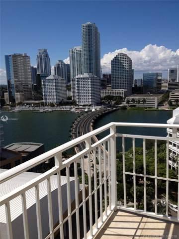 770 Claughton Island Dr #1902, Miami, FL 33131 (MLS #A10764853) :: Berkshire Hathaway HomeServices EWM Realty