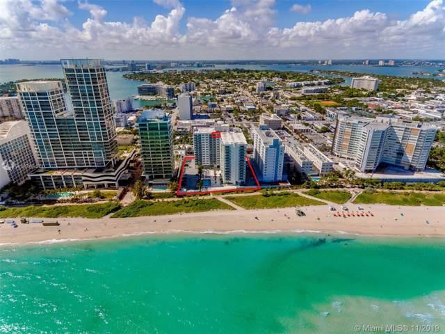 6917 Collins Avenue Ph09, Miami Beach, FL 33141 (MLS #A10765471) :: Green Realty Properties