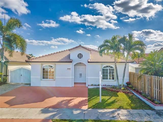 14358 SW 171st Ter, Miami, FL 33177 (MLS #A10765508) :: Berkshire Hathaway HomeServices EWM Realty