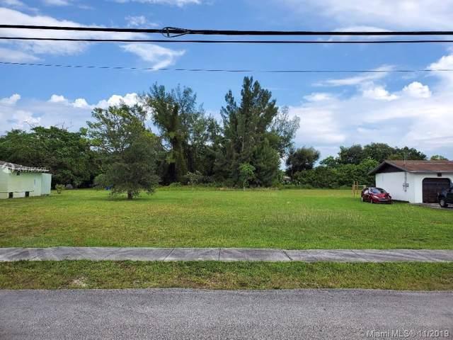 0 0, Miami Gardens, FL 33056 (MLS #A10765569) :: Berkshire Hathaway HomeServices EWM Realty