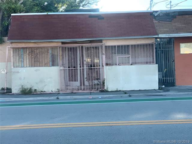 6916 NW 15th Ave, Miami, FL 33147 (MLS #A10765589) :: Grove Properties