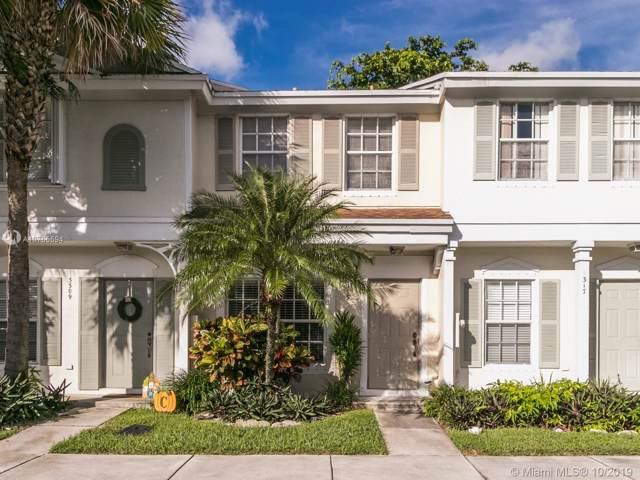 3313 Celebration Ln, Margate, FL 33063 (MLS #A10765594) :: Berkshire Hathaway HomeServices EWM Realty
