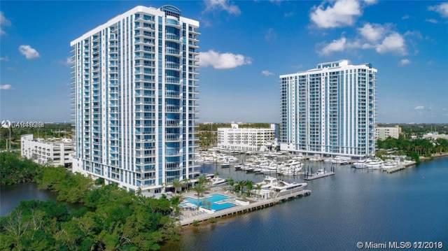 17301 Biscayne Blvd #1407, Miami, FL 33160 (MLS #A10765688) :: Berkshire Hathaway HomeServices EWM Realty