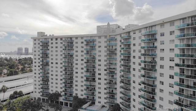 19370 Collins Ave #201, Sunny Isles Beach, FL 33160 (MLS #A10765782) :: Green Realty Properties