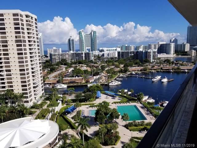 500 Three Islands Blvd #1206, Hallandale, FL 33009 (MLS #A10765847) :: Patty Accorto Team