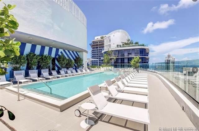 45 SW 9th St #4201, Miami, FL 33130 (MLS #A10765858) :: The Paiz Group