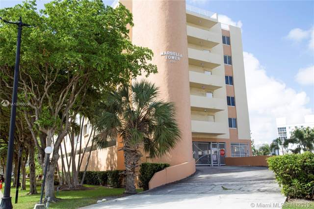 200 178th Dr #405, Sunny Isles Beach, FL 33160 (MLS #A10766036) :: Green Realty Properties