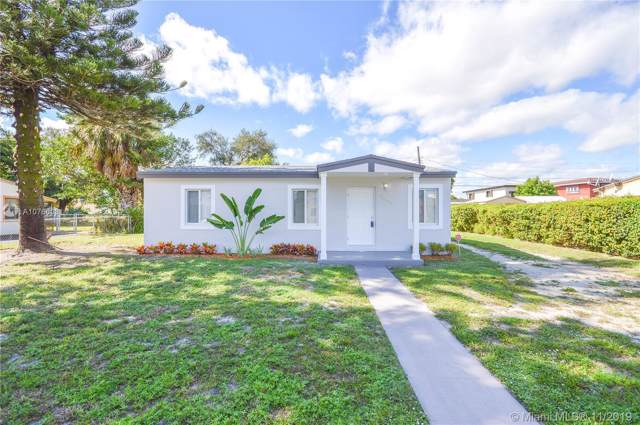 16500 NW 17th Ct, Miami Gardens, FL 33054 (MLS #A10766081) :: Green Realty Properties