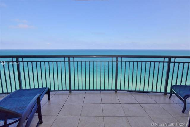 17375 Collins Ave #1901, Sunny Isles Beach, FL 33160 (MLS #A10766103) :: The Teri Arbogast Team at Keller Williams Partners SW