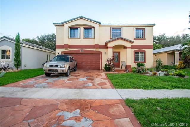 10470 SW 24th Ct, Miramar, FL 33025 (MLS #A10766121) :: Berkshire Hathaway HomeServices EWM Realty