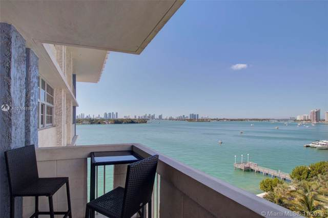 800 West Ave #844, Miami Beach, FL 33139 (MLS #A10766190) :: Green Realty Properties