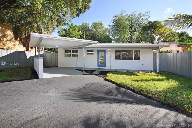 1100 NE 17th Ct, Fort Lauderdale, FL 33305 (MLS #A10766205) :: GK Realty Group LLC