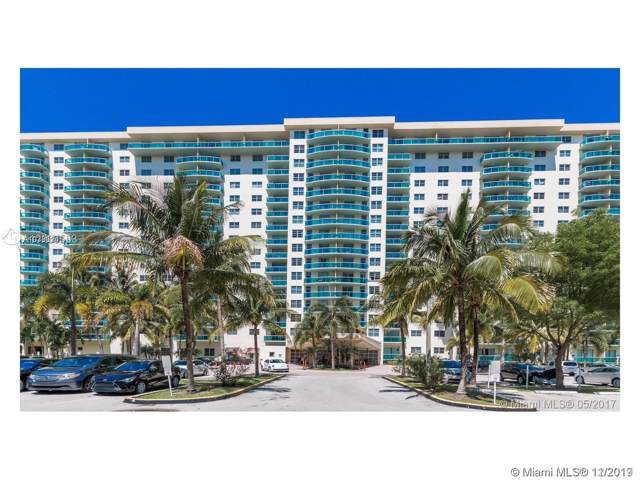 19390 Collins Ave #527, Sunny Isles Beach, FL 33160 (MLS #A10766245) :: The Riley Smith Group