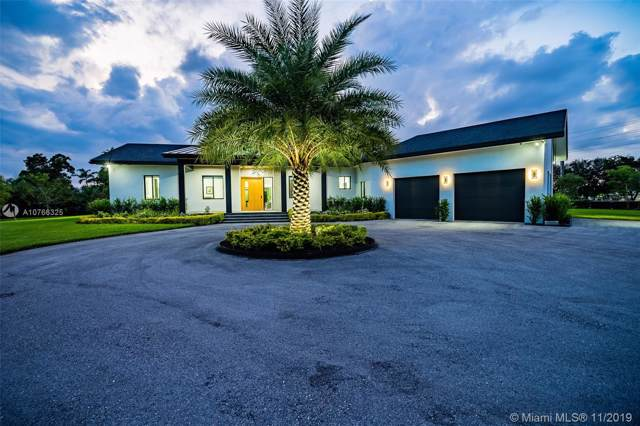 1421 SW 145th Ave, Davie, FL 33325 (MLS #A10766325) :: The Teri Arbogast Team at Keller Williams Partners SW