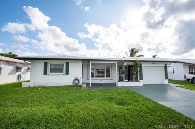5720 NW 81st Ave, Tamarac, FL 33321 (MLS #A10766348) :: Castelli Real Estate Services