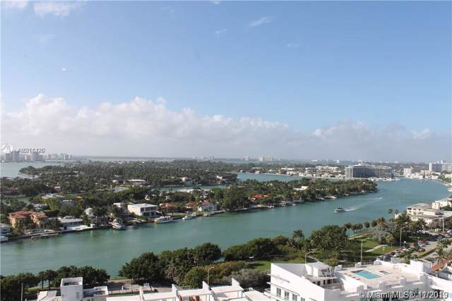 6301 Collins Ave #2107, Miami Beach, FL 33141 (MLS #A10766376) :: KBiscayne Realty