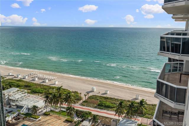4779 Collins Ave #2007, Miami Beach, FL 33140 (MLS #A10766495) :: Lucido Global