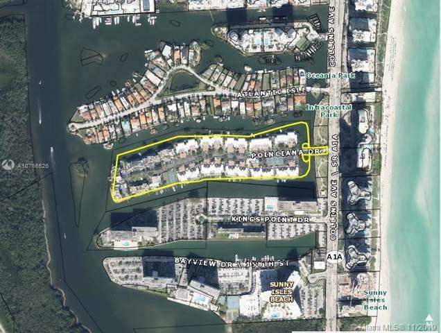 393 Poinciana Dr #1224, Sunny Isles Beach, FL 33160 (MLS #A10766526) :: The Teri Arbogast Team at Keller Williams Partners SW