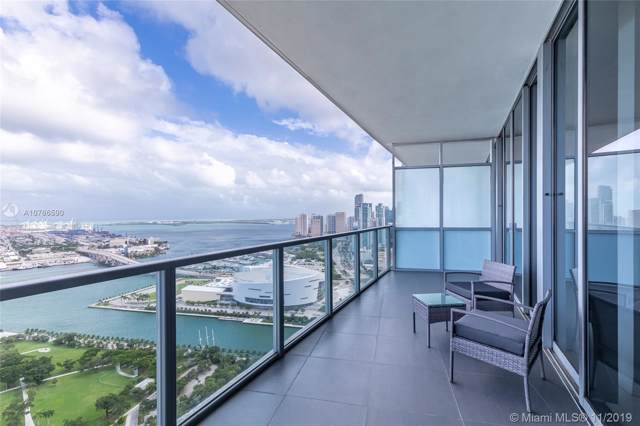 1100 Biscayne Blvd #4403, Miami, FL 33132 (MLS #A10766590) :: Berkshire Hathaway HomeServices EWM Realty