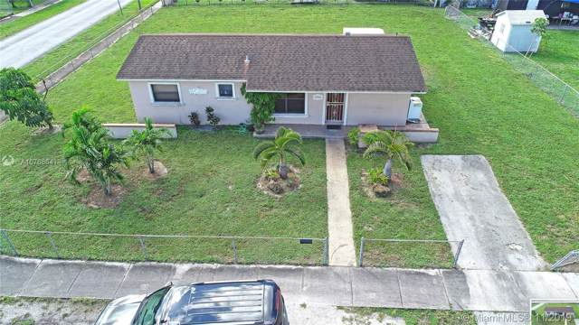 3366 NW 180th St, Miami Gardens, FL 33056 (MLS #A10766641) :: Berkshire Hathaway HomeServices EWM Realty