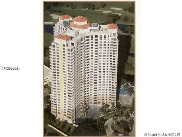 19501 W Country Club Dr #2303, Aventura, FL 33180 (MLS #A10766652) :: Grove Properties