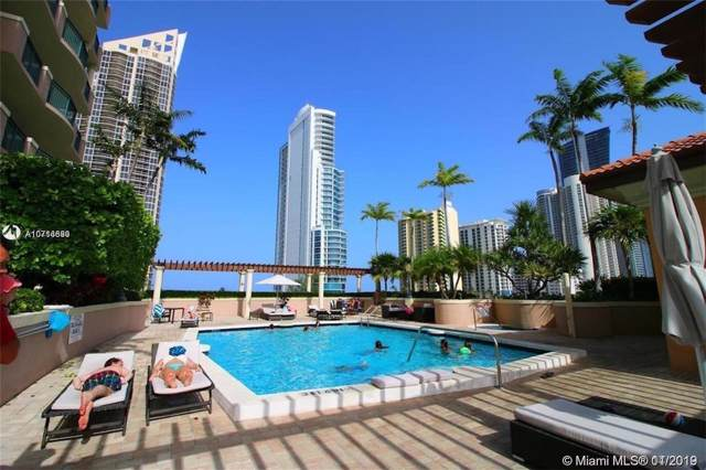 17555 Atlantic Blvd 803 #803, Sunny Isles Beach, FL 33160 (MLS #A10766690) :: Ray De Leon with One Sotheby's International Realty