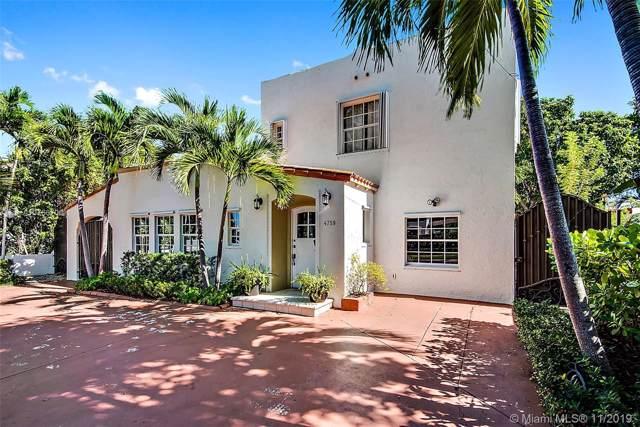4759 N Bay Rd, Miami Beach, FL 33140 (MLS #A10766700) :: Grove Properties