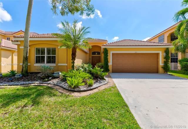 1604 Sandpiper Circle, Weston, FL 33327 (MLS #A10766747) :: Green Realty Properties