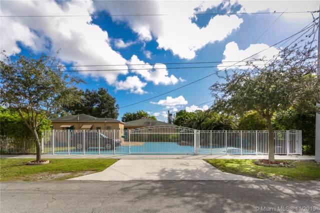 114 NE 119th St, Miami, FL 33161 (MLS #A10766792) :: Grove Properties