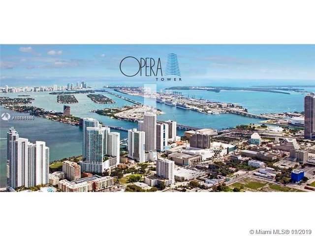 1750 N Bayshore Dr #2015, Miami, FL 33132 (MLS #A10766986) :: Laurie Finkelstein Reader Team