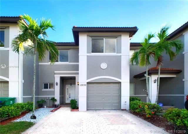 12850 SW 28th Ct, Miramar, FL 33027 (MLS #A10767025) :: Grove Properties